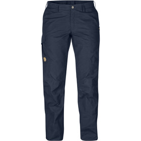 Fjällräven Karla Pro Trousers Curved Women dark navy